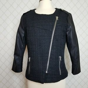 KUT From The KLOTH Assymetrical Zip Jacket